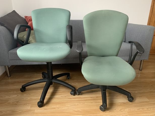 biurowe krzesła obrotowe | nie skrzypia | mozliwy transport