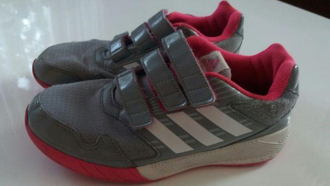 Buty ADIDAS dla dziewczynki rozmiar 35