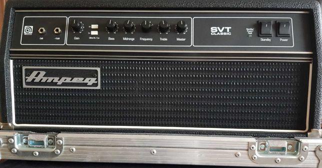 Ampeg svt-cl classic + case