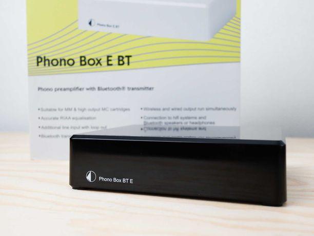 Pro-Ject Phono Box E BT Pré-amplificador de Phono