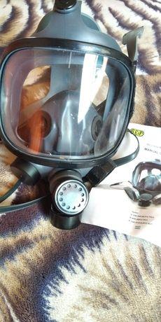 Полнолицевая маска-противогаз