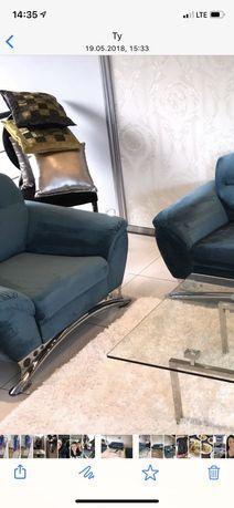 Nogi nóżki komplet wypoczynkowy sofa kanapa srebrne połysk stal KLER