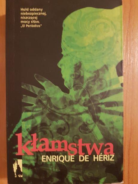 Kłamstwa. Enrique de Hèriz.