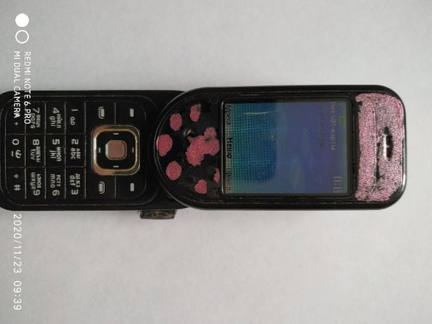 телефон Nokia раскладушка