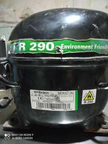 Продам комресор embraco NEK6213 U R 290