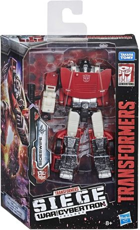 Transformers Siege Sideswipe FIGURKA
