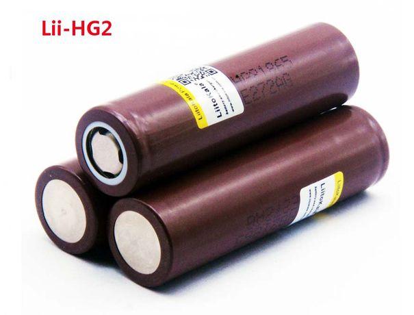 Аккумулятор литий для электронной сигареты 3000mAh Lii-HG2