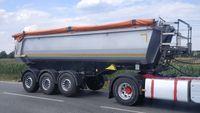 Naczepa wywrotka Schmitz Cargobull 2017 hardox 26m2 oś schmitz
