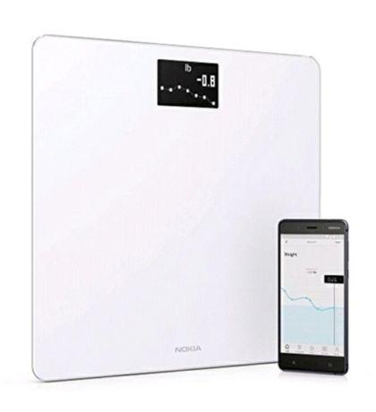NOWA * Waga Withings/ NOKIA Body WBS06 BMI Android iOS Bluetooth (G29)