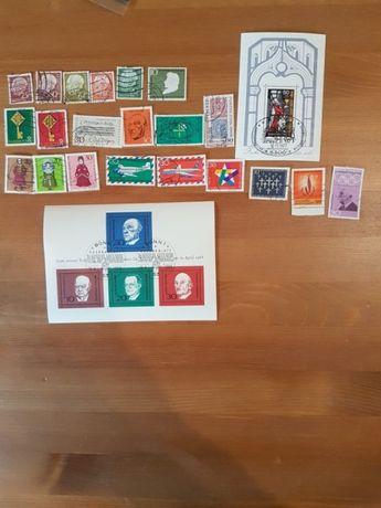 Znaczki pocztowe Niemcy