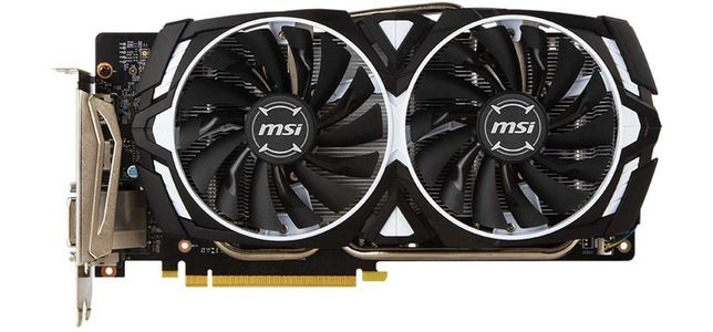 MSI GeForce GTX 1060 3GB