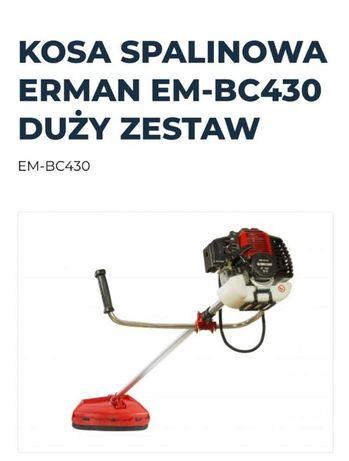Kosa spalinowa Erman model EM-BC430