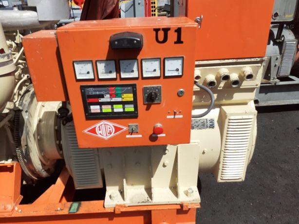 Agregat Prądotwórczy 200 kw 250 kva 300 kva Pełny Automat Samostartu