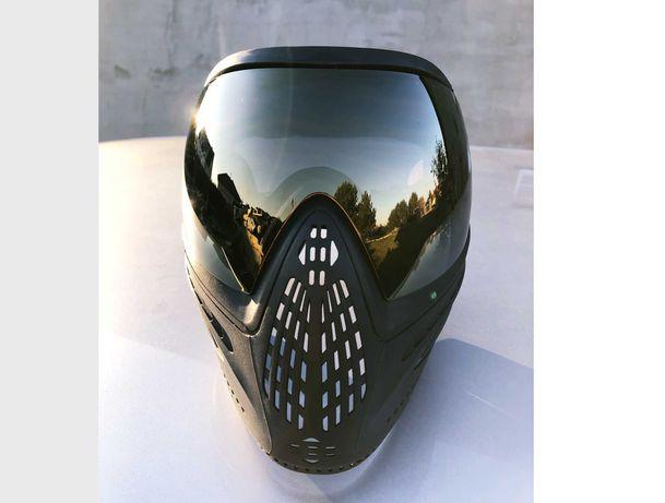 Maska Paintball - wymienna szybka