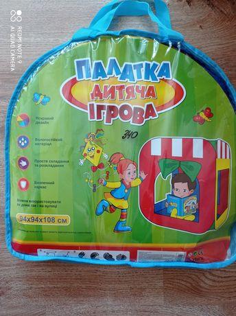 Игровая палатка, дитяча палатка