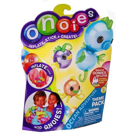Дополнительные наборы шаров для конструктора Ооnies (Onoies)