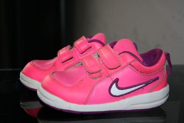 Buty Nike, skóra naturalna, rozmiar 25, stan idealny