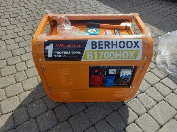 Agregat prądotwórczy (Nowy) Berhoox