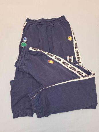 Długie spodnie dresy 170 cm x2