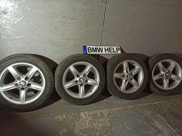 Диски c Резиной БМВ BMW E46 43 Стиль 5/120 7х16 R16 Е36 Разборка