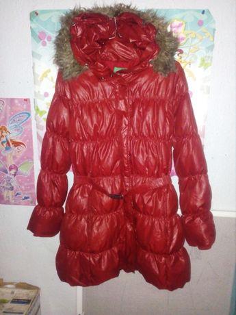 Продам или обменяю куртку детскую 134,140