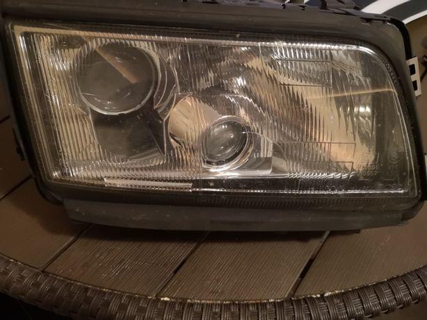 Lampa Reflektor A8 D2 preFL 94-98r. kpl. lewa prawa
