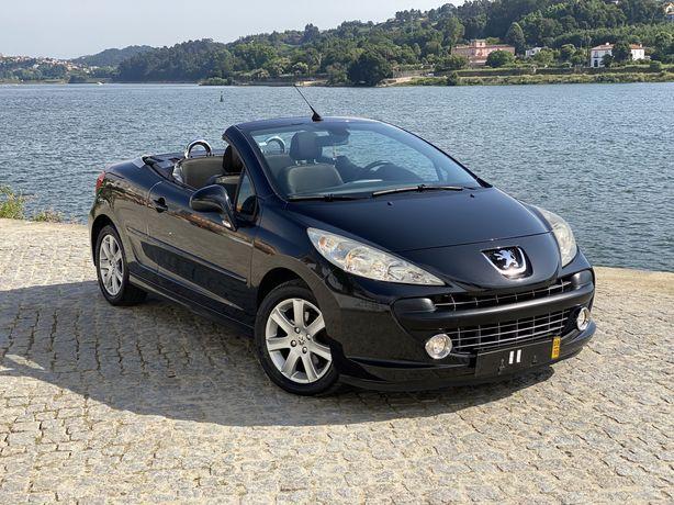 Peugeot 207 CC SPORT Edition 2008 1.6HDI de 110cv Nacional de 4Lugares