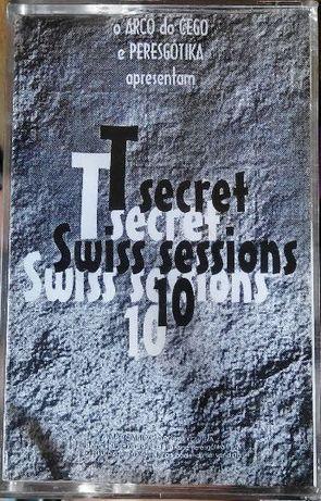 T Secret Swiss Sessions 10 (cassete) O Arco Do Cego, Peresgótika