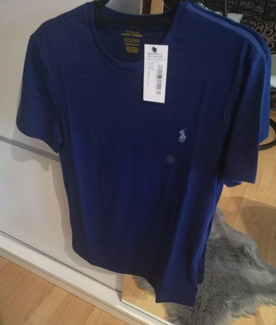 Koszulka Polo Ralph Lauren Crew Neck Ostatnia sztuka w rozmiarze S