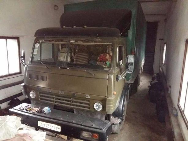 Продам Камаз 53202