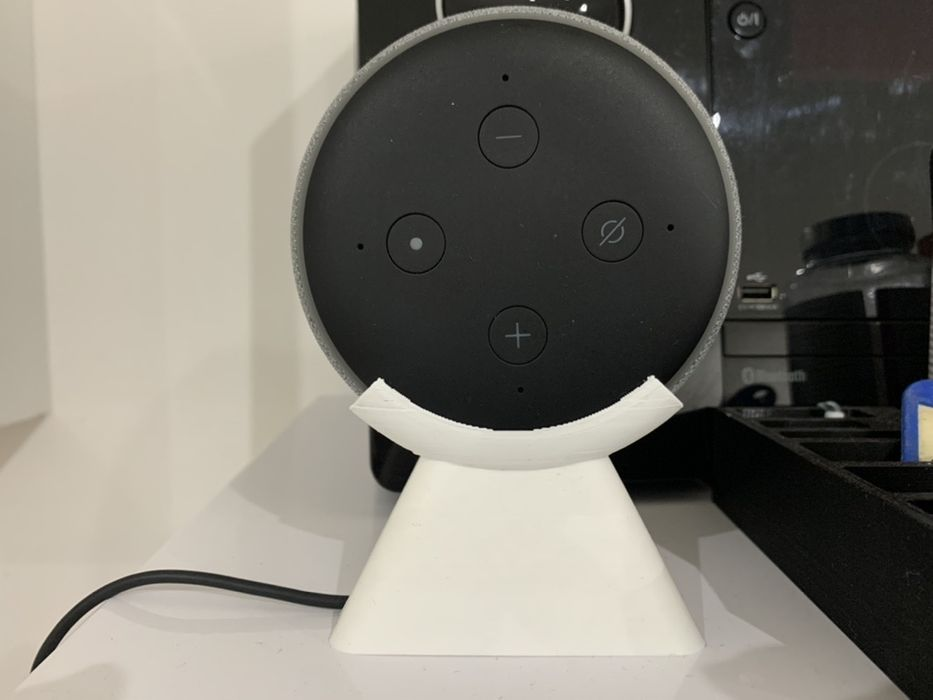 Suporte Echo Dot 3rd Alexa Vila de Punhe - imagem 1