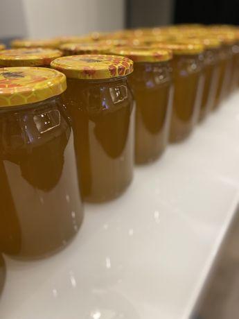 Miód pszczeli wielokwiatowy z małej pasieki