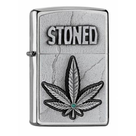 Zippo Stoned Emblem