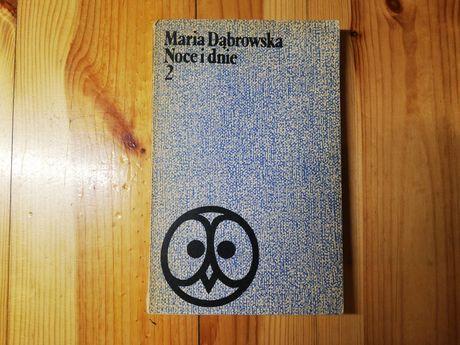 """Noce i dnie"" Tom 2 Maria Dąbrowska"