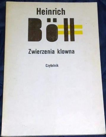 Zwierzenia klowna - Heinrich Böll