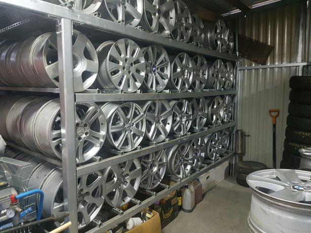Felgi Aluminiowe R16 Duży Wybór-montaż