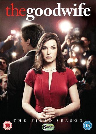 The Good Wife 1ª temporada (6 DVD)