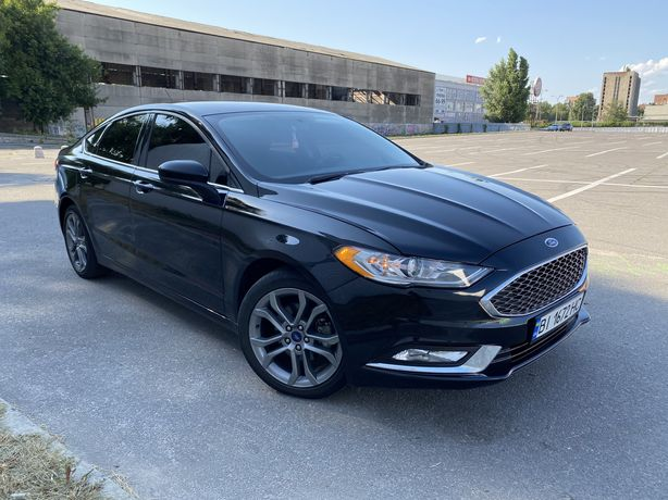 Ford Fusion Mondeo 2017