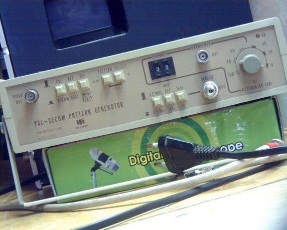 Генератор сигналов телевизионный TR-0836/T046
