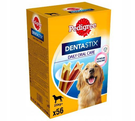 przysmak dla psow pedigree-duze rasy + gratis