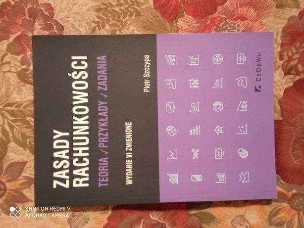 Książka Zasady rachunkowości