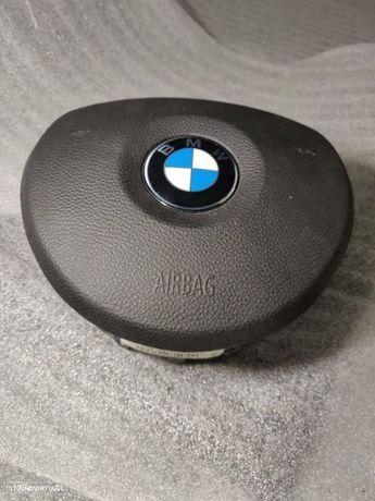 Airbag Do Volante BMW Serie 1 E81 E82 E87 E88 2005-2011 Condutor Airbeg 118d 120d pack m