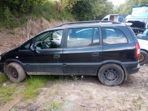 Opel Zafira 2.0 dti dtl tdi i 1.8 16 v b + gaz Zafira 1 A I
