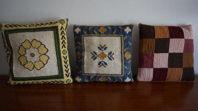Almofadas em Arraiolos