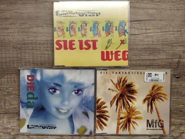 Die fantastischen vier zestaw singlii