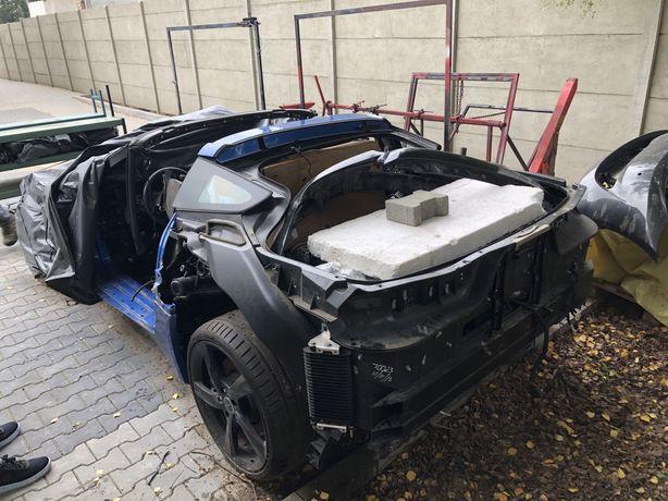 Corvette c7 rama zarejstrowana z papierami i ubezpieczeniem