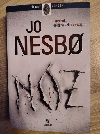 """Nóż"""" Jo Nesbo..."""