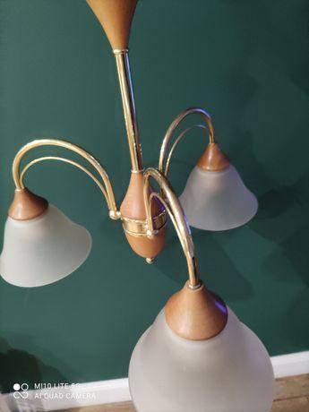 Lampa pokojowa żyrandol