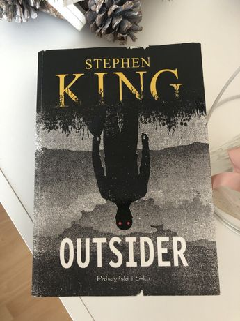 Książka outsider stephen king