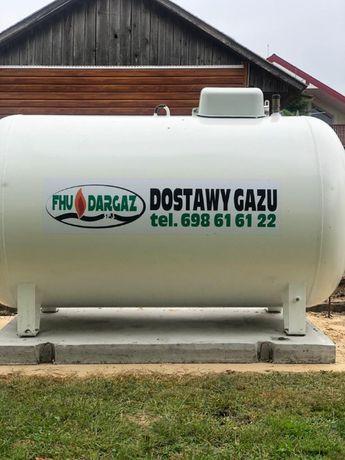 Zbiorniki na gaz płynny 2700 do ogrzewania